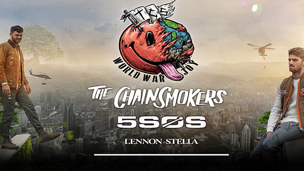 None - See The Chainsmokers @ PPG Paints Arena 10/11/19!