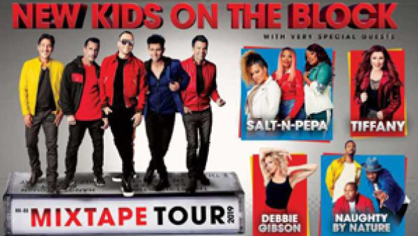 None - Win Tickets To See NKOTB