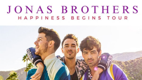 None - Win Jonas Brothers and Bebe Rexha Tickets