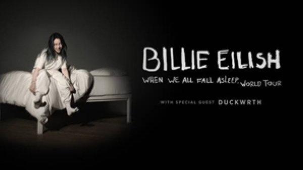 None - Win Billie Eilish Tickets