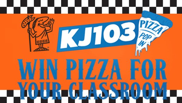 None - Win Pizza For Your Classroom With TJ, Janet & Jrod
