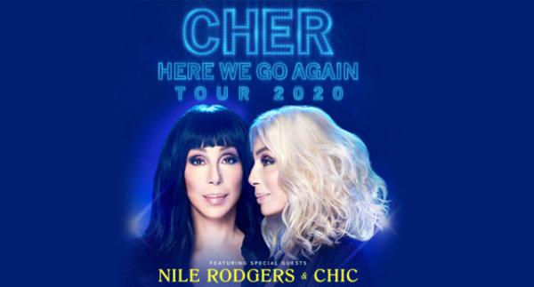 None - Win Cher Tickets