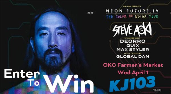 image for Win Steve Aoki Tickets