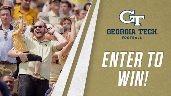 None -        Win a Pair of Tickets to Georgia Tech Football