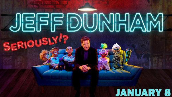 None - Jeff Dunham's 'Seriously!?' Tour