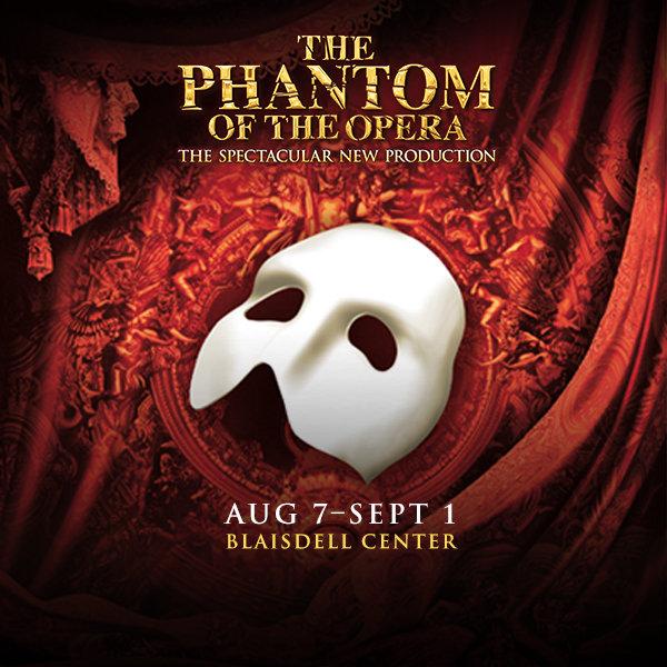 None -       Win Phantom of the Opera Tickets