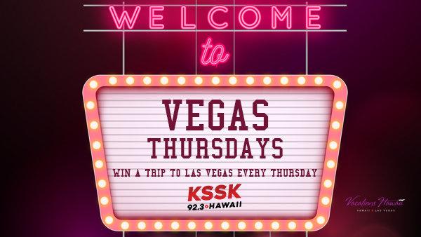 None -  Win a Trip To Las Vegas #VegasThursdays