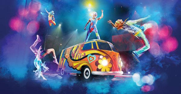 None - Cirque du Soleil Portfolio Holiday Giveaway