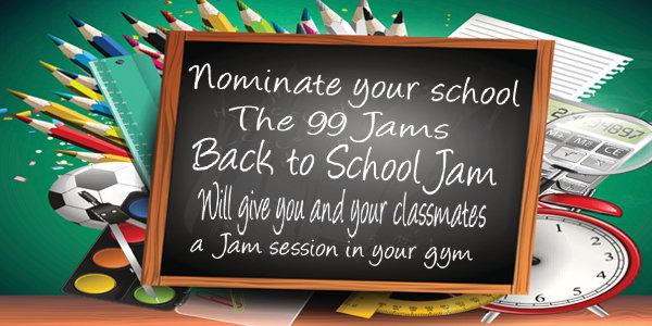 99 Jams Back to School Jam TOUR | 99 Jams