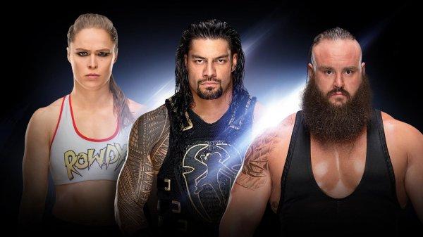 None -  WWE Raw