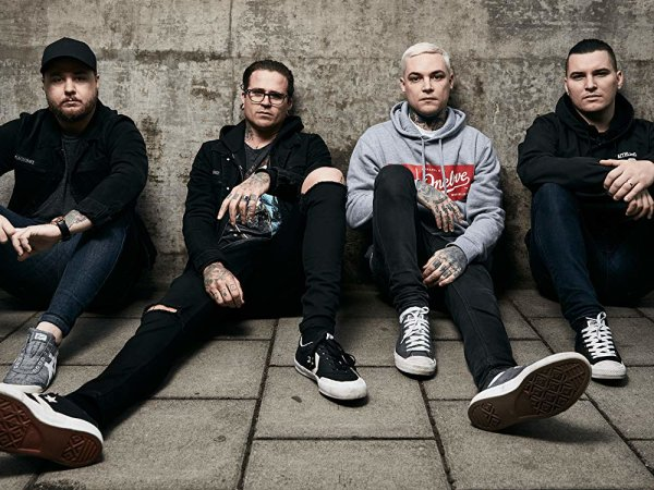 None - Win a tickets to The Amity Affliction