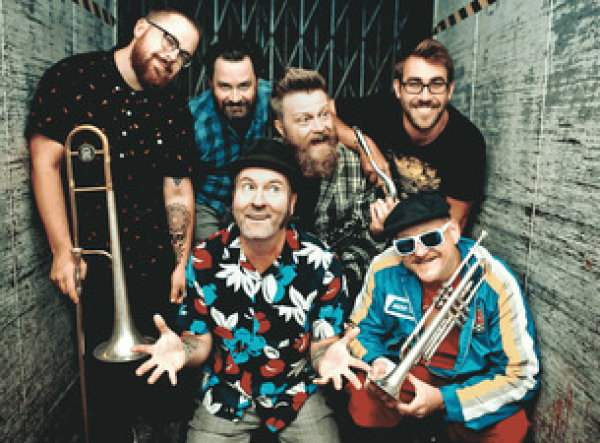 None -  Reel Big Fish at the House of Blues