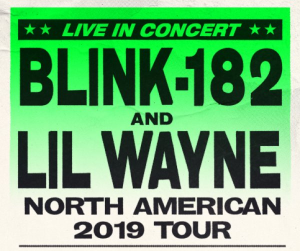 None - Blink-182 & Lil Wayne at MIDFLORIDA Amp on 7/26!