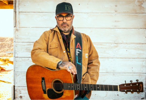 None - Enter for Your Chance to Win Two Tickets to See Aaron Lewis
