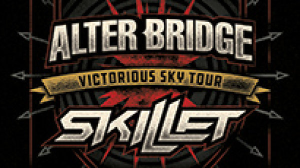 None - Two Tickets to WJRR Presents Alter Bridge and Skillet