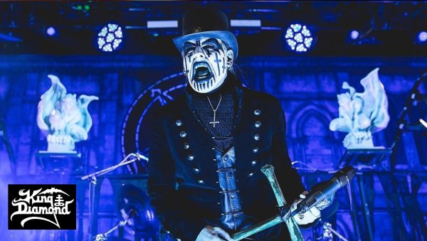 Win tickets to see King Diamond LIVE at Dr. Phillips on 11/5th!