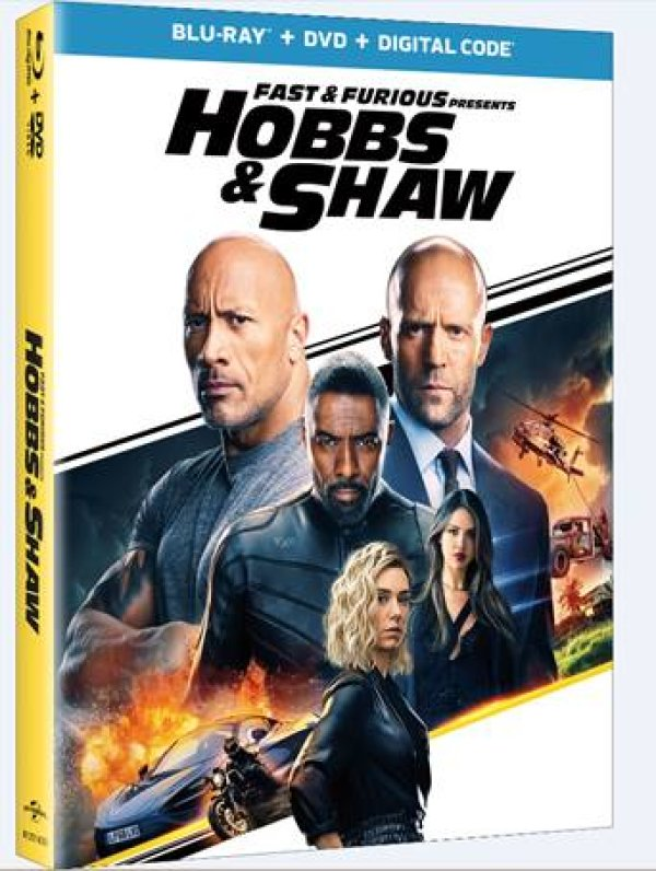 None - Enter to win a copy of FAST AND FURIOUS PRESENTS: HOBBS & SHAW on Blu-ray, which is set to release on November 5th!