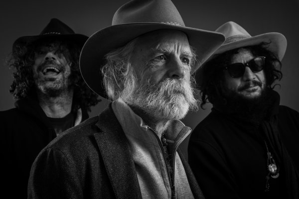 None - Bob Weir and Wolf Bros at The Dr. Phillips Center!