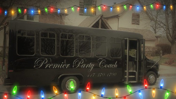 None - Holiday Light Tour from Premier Party Coach