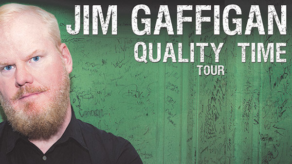 None - Jim Gaffigan at JQH Arena