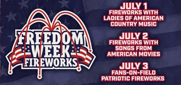 None - Freedom Week at the Springfield Cardinals