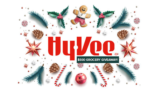 None - $500 Grocery Giveaway