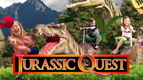 None - Jurassic Quest In Stockton!