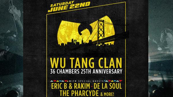 None - Wu Tang LIVE