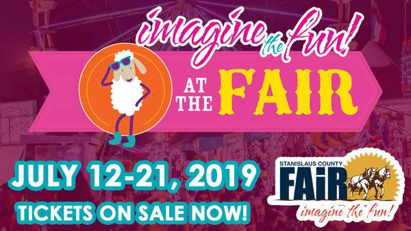 None -  The 2019 Stanislaus County Fair!