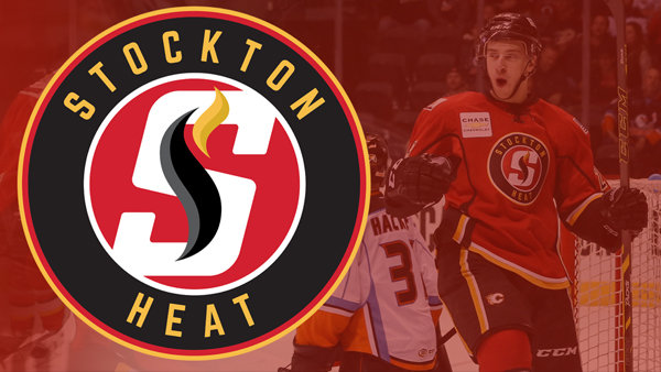 None - Stockton Heat 2018-2019 Season!