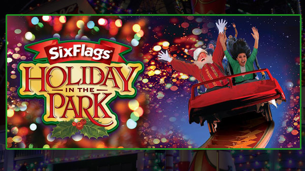 None - Six Flags Holiday In The Park!