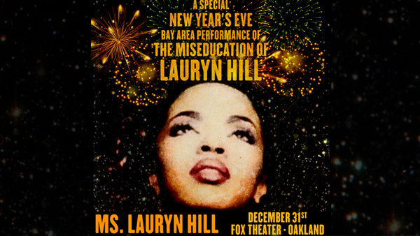 None -  Lauryn Hill LIVE NYE!