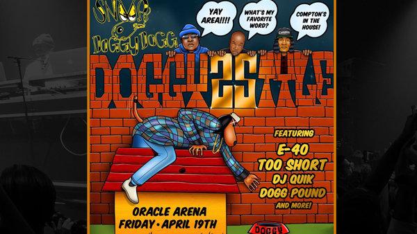 None - Snoop Dogg 25th Anniversary Tour!