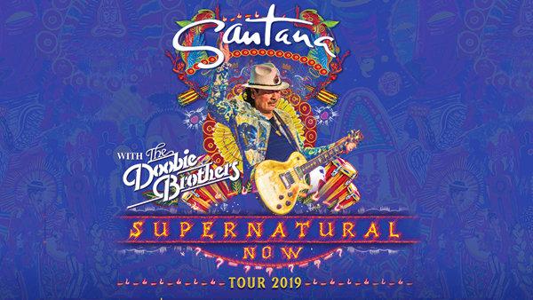 None - Santana LIVE!