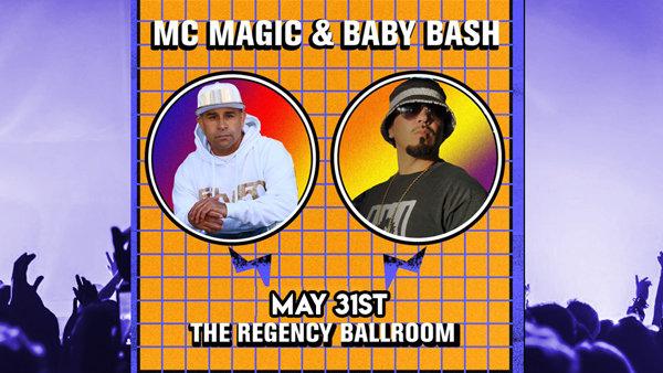 None - Baby Bash & MC Magic LIVE in 2019!