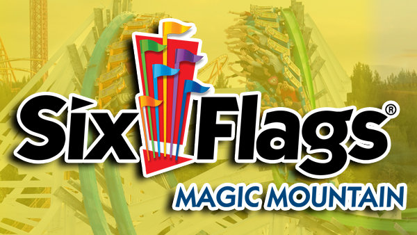 None - Six Flags Magic Mountain Spring Break