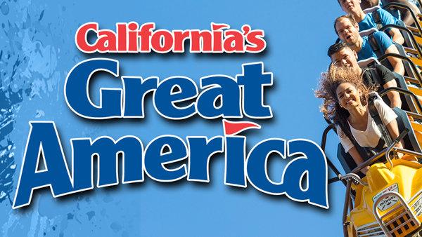 None - California's Great America!