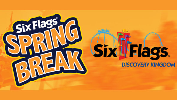 None - Six Flags Discovery Kingdom