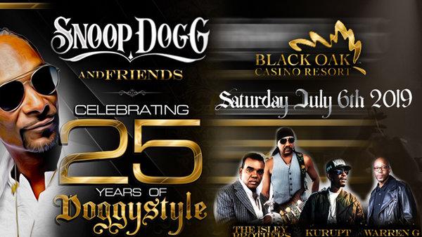 None - Snoop Dogg 25th Anniversary Tour LIVE!