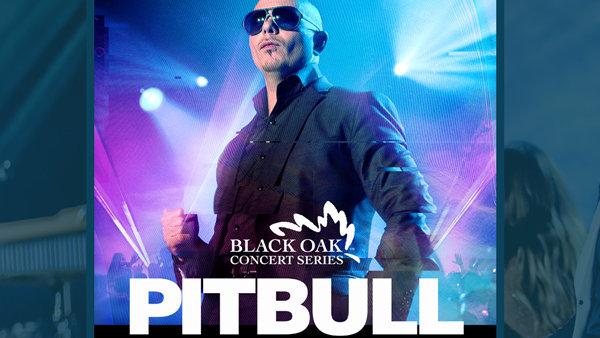 None - Pitbull LIVE In The 209!