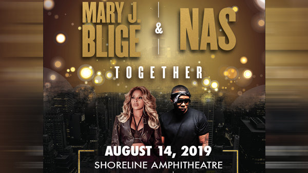 None - Mary J Blige & Nas LIVE