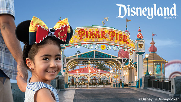 None - Make some magic this summer at the Disneyland Resort!