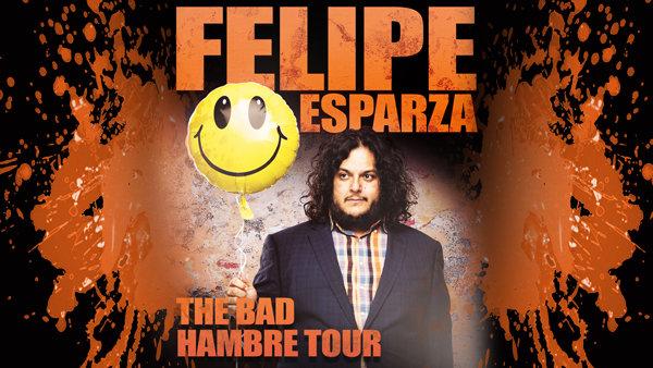 None - Felipe Esparza Live At The Gallo Center!