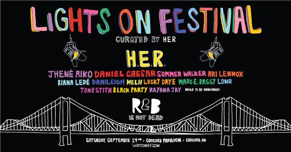 None - Lights On Fest!