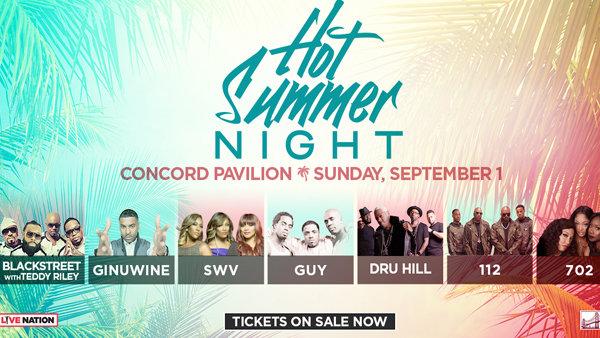 None - Hot Summer Night 2019!
