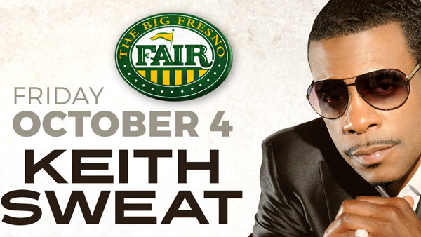 None - Keith Sweat LIVE