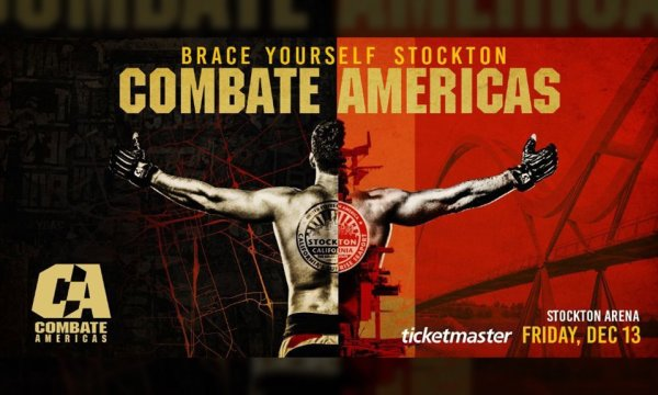 None - See Combate Americas LIVE!