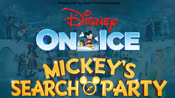 None - See Disney On Ice LIVE!