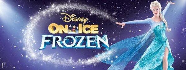 None - WIN Disney On Ice: Frozen @ Van Andel Arena Tickets!