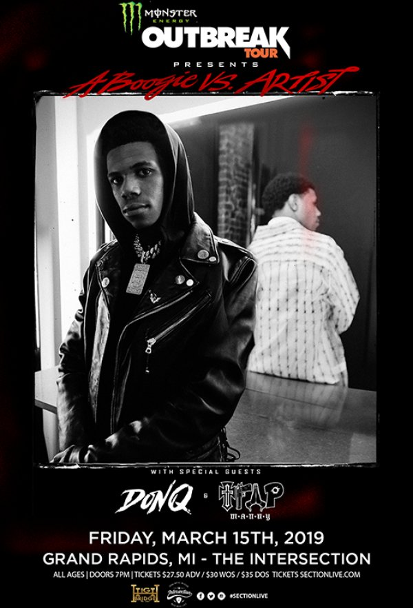 None - WIN Tickets To A Boogie wit da Hoodie @ Intersection